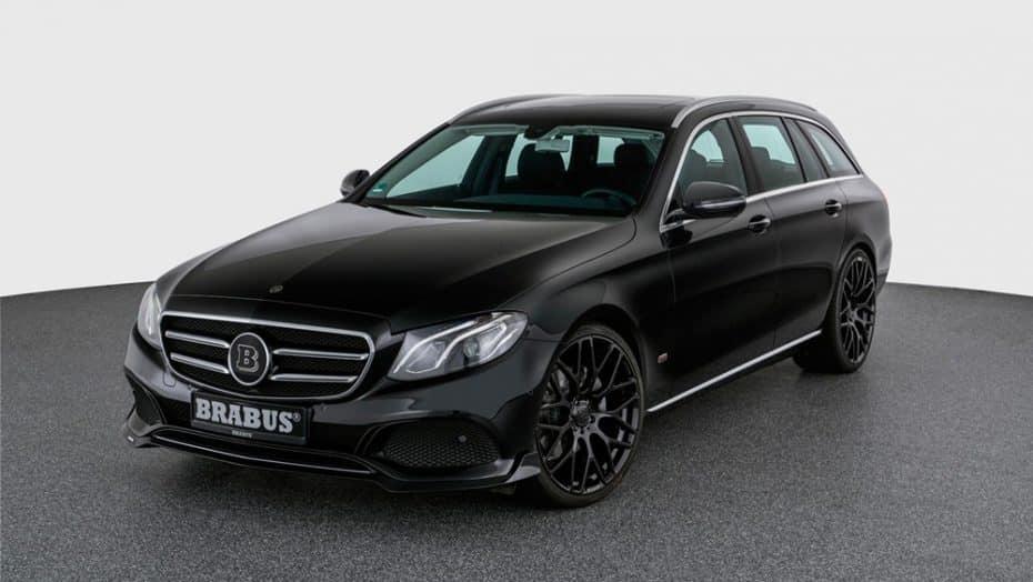 BRABUS quiere que te diviertas en familia: La gama del Mercedes-Benz Clase E Estate con hasta 450 CV