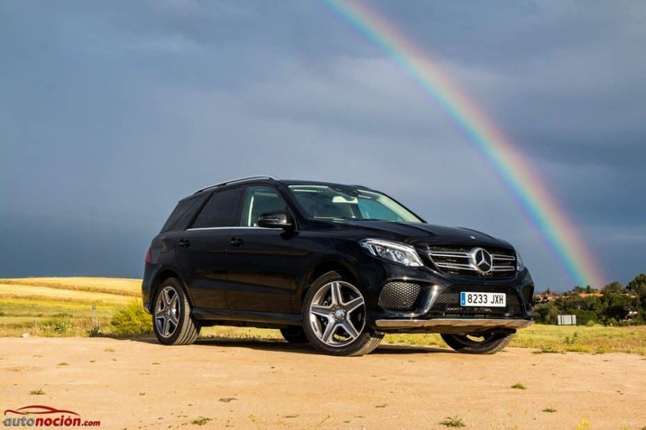 Prueba Mercedes-Benz GLE SUV 350 d 4MATIC: Impecable dentro y fuera del asfalto