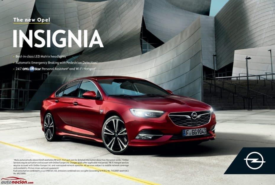 Opel nos presenta su nuevo logo y lema de la marca: «El futuro es para todos»