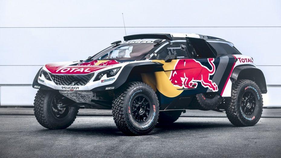Peugeot 3008 DKR Maxi: Una acertada evolución de cara al Dakar 2018