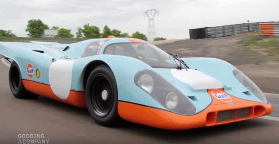 ¡Esto sí que es una joya!: Alguien no quiere este Porsche 917K, es muy especial y se va a subastar