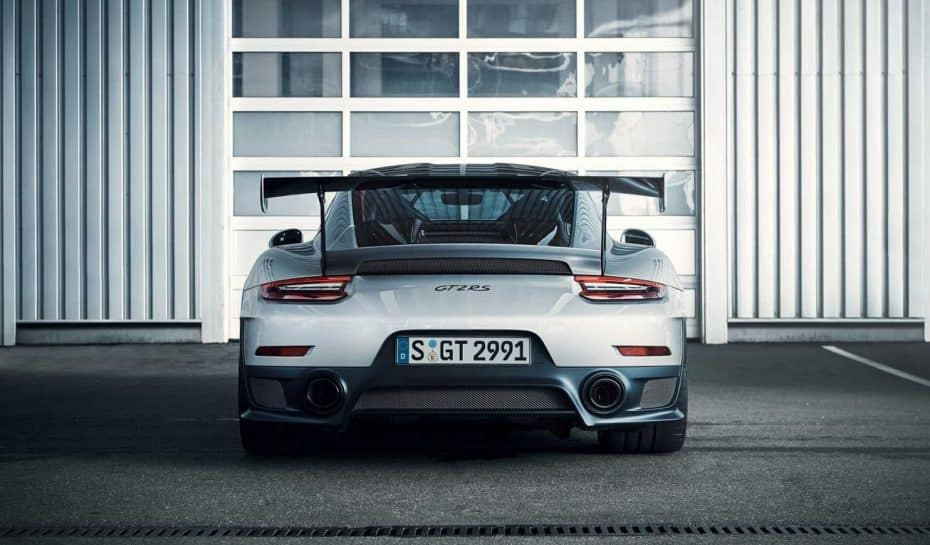 ¡Filtrado!: Así de salvaje es el Porsche 911 GT2 RS…