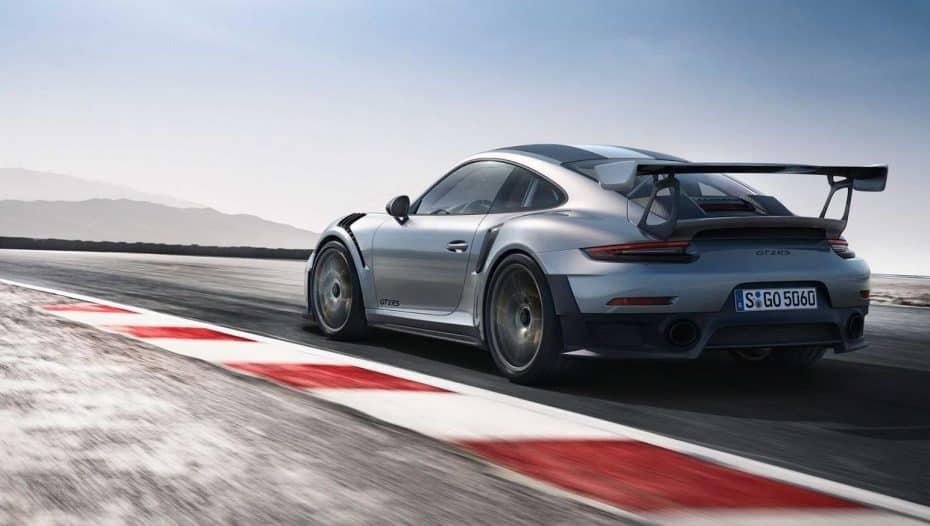 ¡Oficial! Nuevo Porsche 911 GT2 RS: 700 CV, tracción trasera, chasis de competición, eje trasero direccional y mucho más…