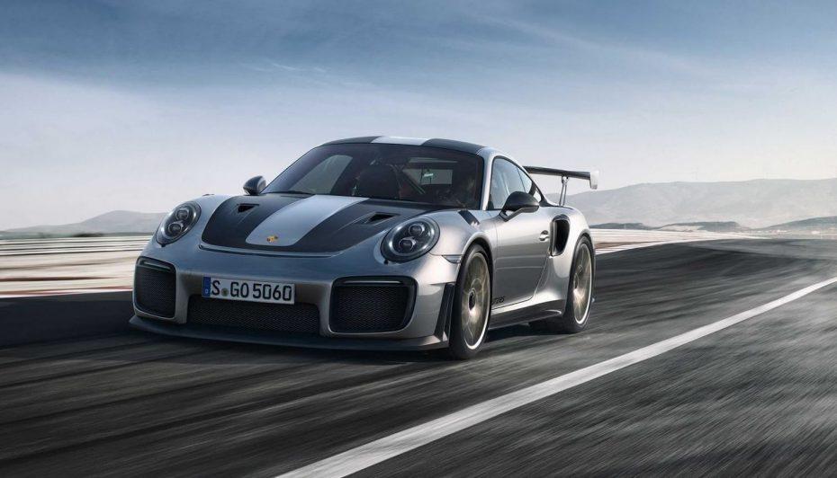 El 911 GT2 RS rondará el tiempo de vuelta del Porsche 918 Spyder en Nürburgring