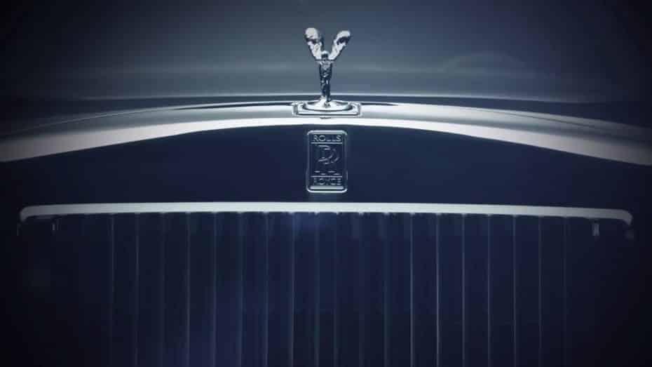 ¿Finalmente volverá el Rolls-Royce Phantom este verano? Estos 'teasers' ya nos sugieren una fecha