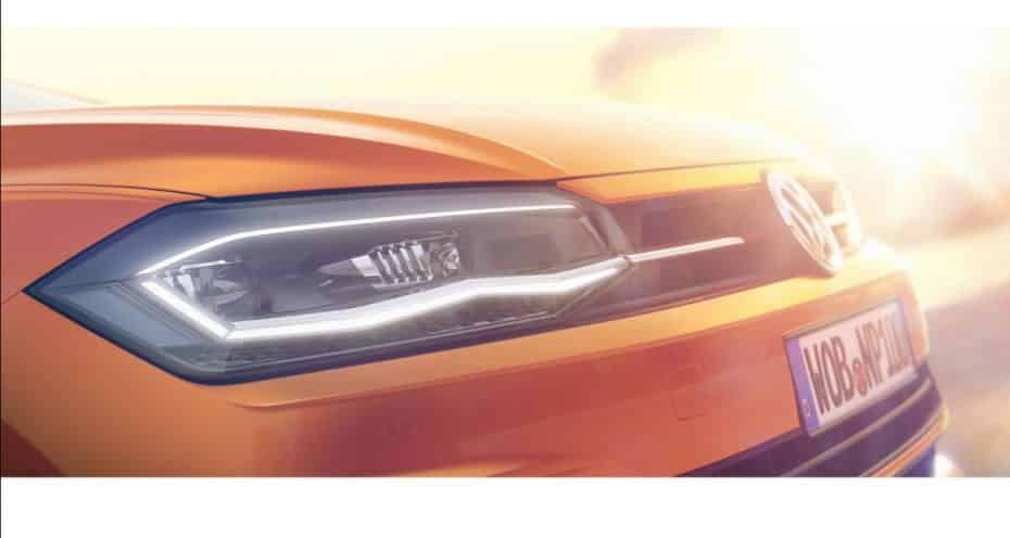 Sólo quedan 3 días para conocer el nuevo Volkswagen Polo y ya tenemos un adelanto del compacto