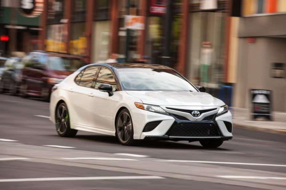 Así es la octava generación del Toyota Camry: No llegará a Europa Occidental