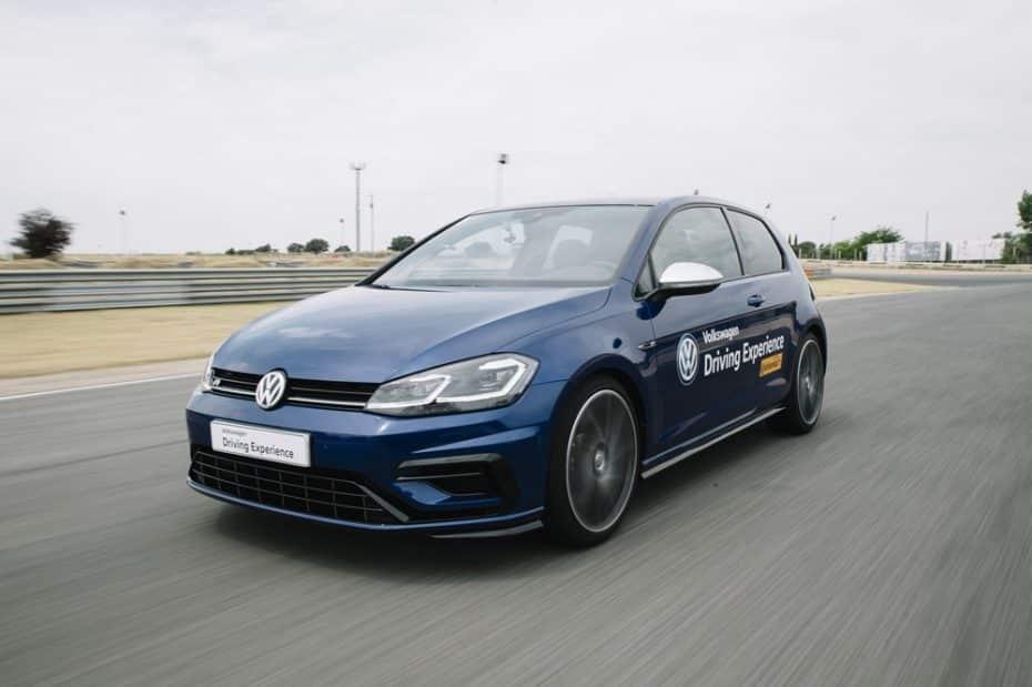 El nuevo Volkswagen Golf R fue la estrella del VW Race Tour ¿Te animas a participar en la próxima edición?
