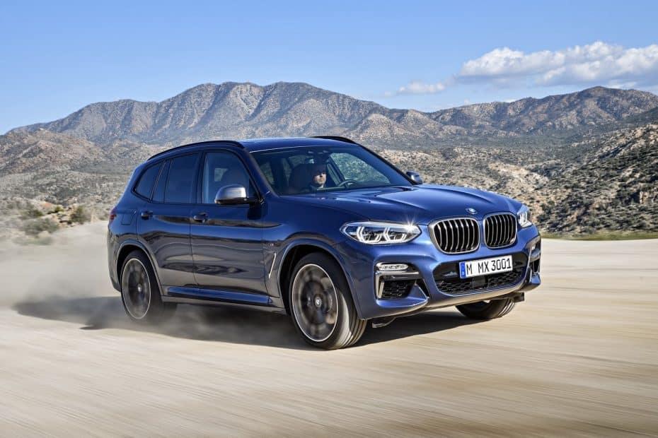El nuevo BMW X3 ya tiene precios: Aquí la gama inicial
