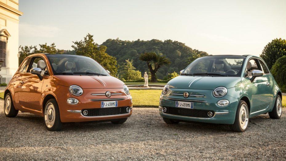 Así es el nuevo Fiat 500 «Aniversario»: Más retro y «chic»
