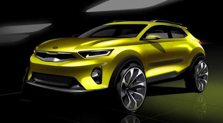 """¡Oficial!: Primeros detalles del Kia Stonic, el """"Hyundai Kona"""" de Kia…"""