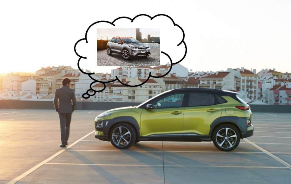 Comparativa visual: Hyundai Kona VS Kia Stonic, estas son sus diferencias