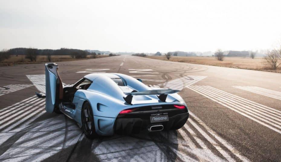 ¿Ya eres millonario?, lo siento, pero aún así ya no podrás tener un Koenigsegg Regera…