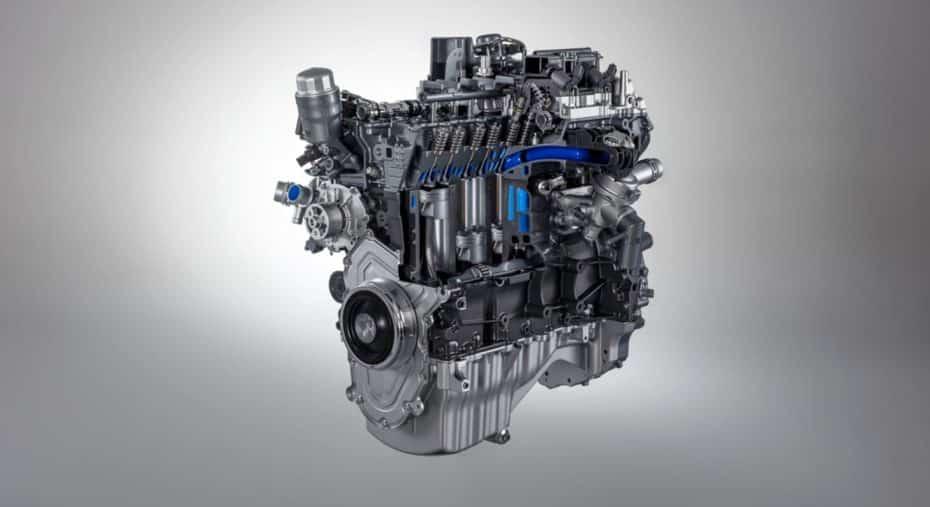 El motor Ingenium de 2.0 litros y 300 CV de Jaguar llega a los XE, XF y F-PACE