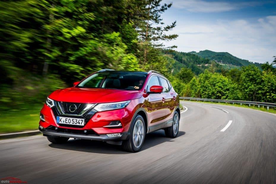 El renovado Nissan Qashqai llegará a España en julio: Aquí los detalles