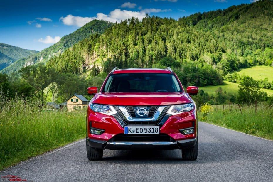 Todos los precios del renovado Nissan X-Trail para España