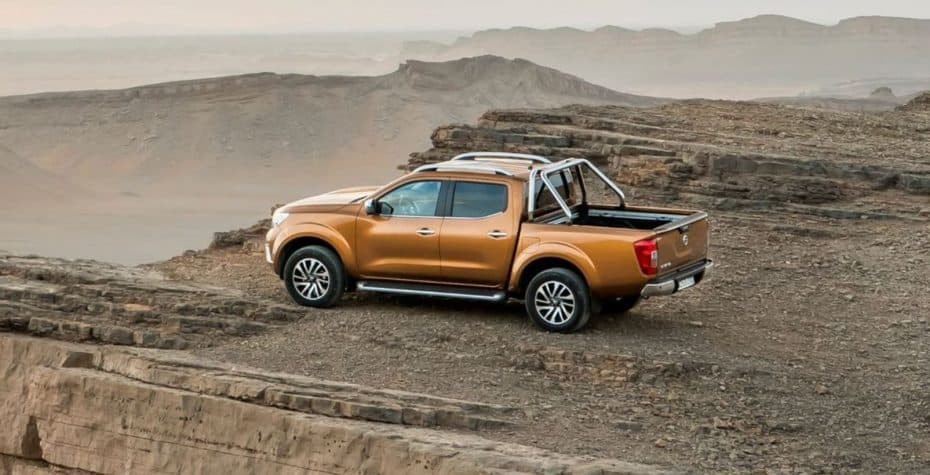Los pick up ya pueden circular a 120 km/h legalmente: La DGT modifica su catalogación como camión