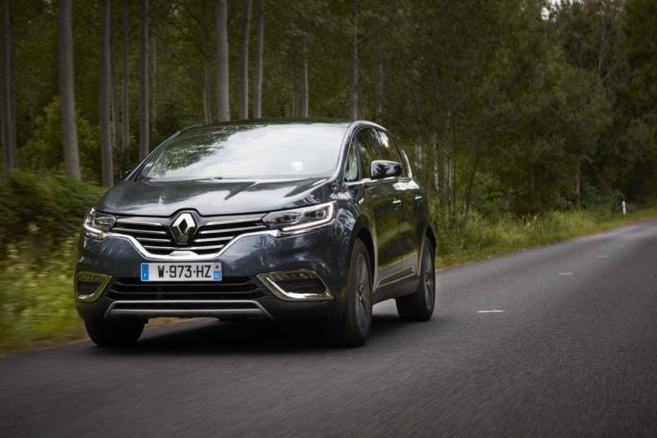 Ya a la venta en España la gama 2018 del Renault Espace: Incluido el 1.8 TCe de 225 CV