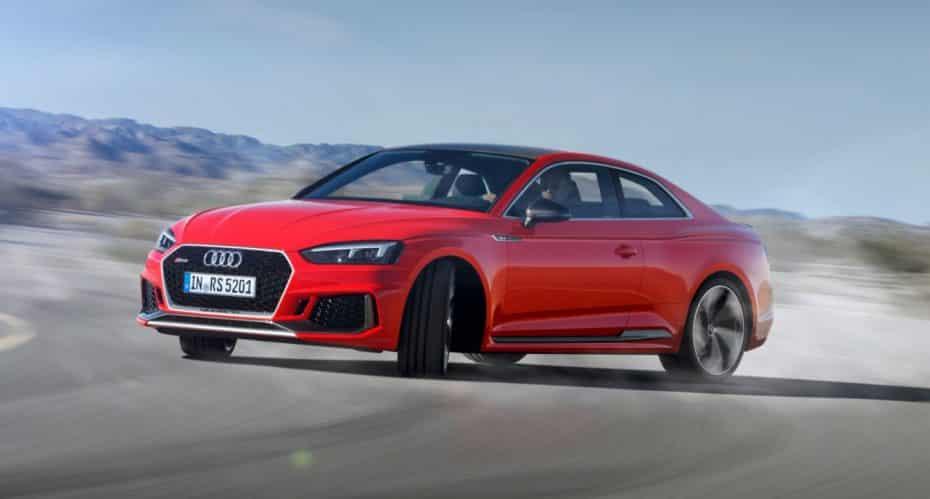 ¡El mundo al revés!: Ahora nos dicen que Audi podría tener en mente pasarse a la tracción trasera…