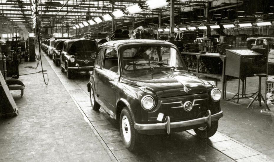 Hoy el SEAT 600 cumple 60 añitos: En su día el modelo costaba 65.000 pesetas….