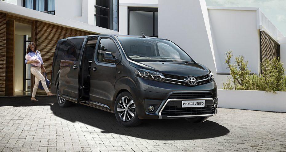 Llega el nuevo Toyota ProAce Verso VIP: Para clientes exigentes