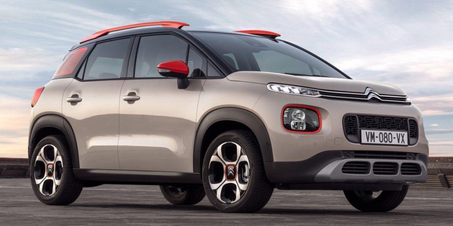 El Citroën C3 Aircross, fabricado en España, acumula 20.000 pedidos