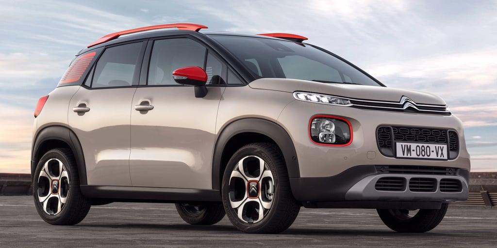 Todos los precios del nuevo Citroën C3 Aircross para España