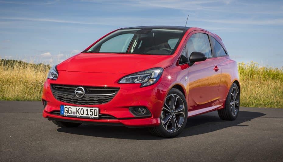 El Opel Corsa S llegará en septiembre con 150 CV y una estética sugerente