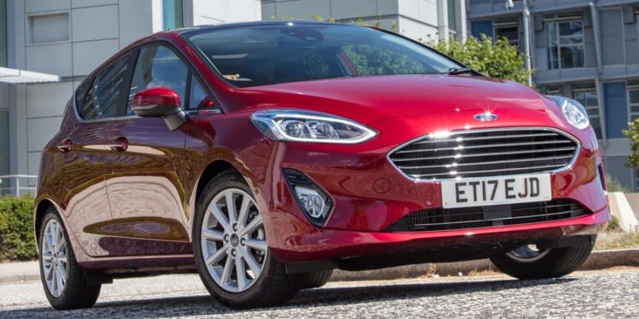El nuevo Ford Fiesta llega a los concesionarios: Con tres y cinco puertas
