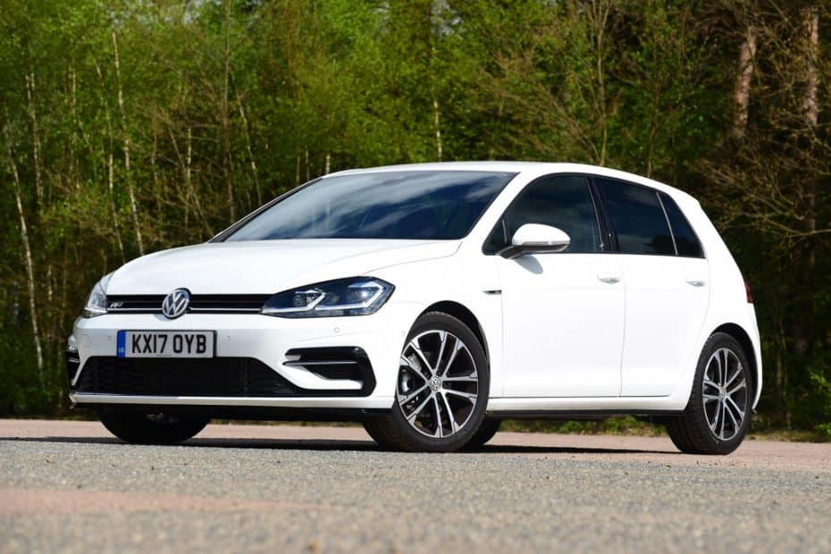 Ventas junio 2017, Reino Unido: El VW Golf lidera en un mercado a la baja