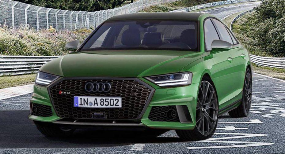 ¿Te imaginas como sería el Audi RS8 2018? Desde PeisertDesign lo han hecho y el resultado es increíble