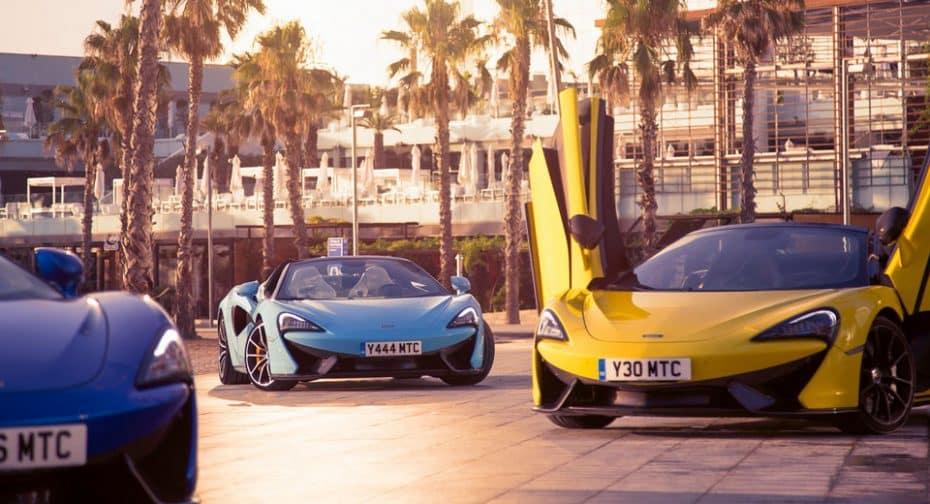 La venta de deportivos va viento en popa: McLaren, otro de los fabricantes con récord de ventas en 2017