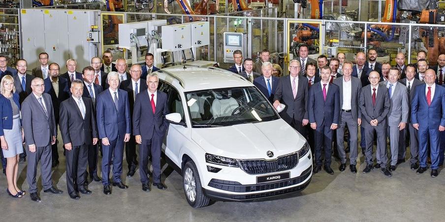 Arranca la producción del Skoda Karoq: Las primeras entregas, en octubre
