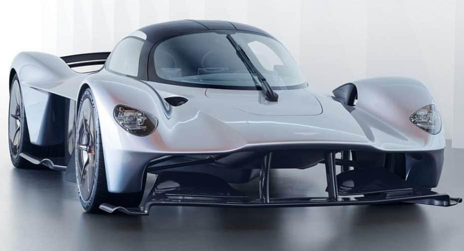 Aston Martin nos enseña una nueva versión del Valkyrie ¿Más cerca de la producción en serie?