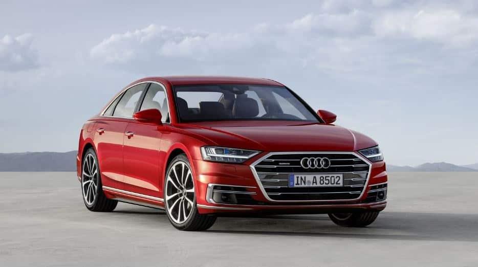 Saluda al nuevo Audi A8: Más bonito, espacioso, lujoso y hasta con un Nivel 3 de autonomía