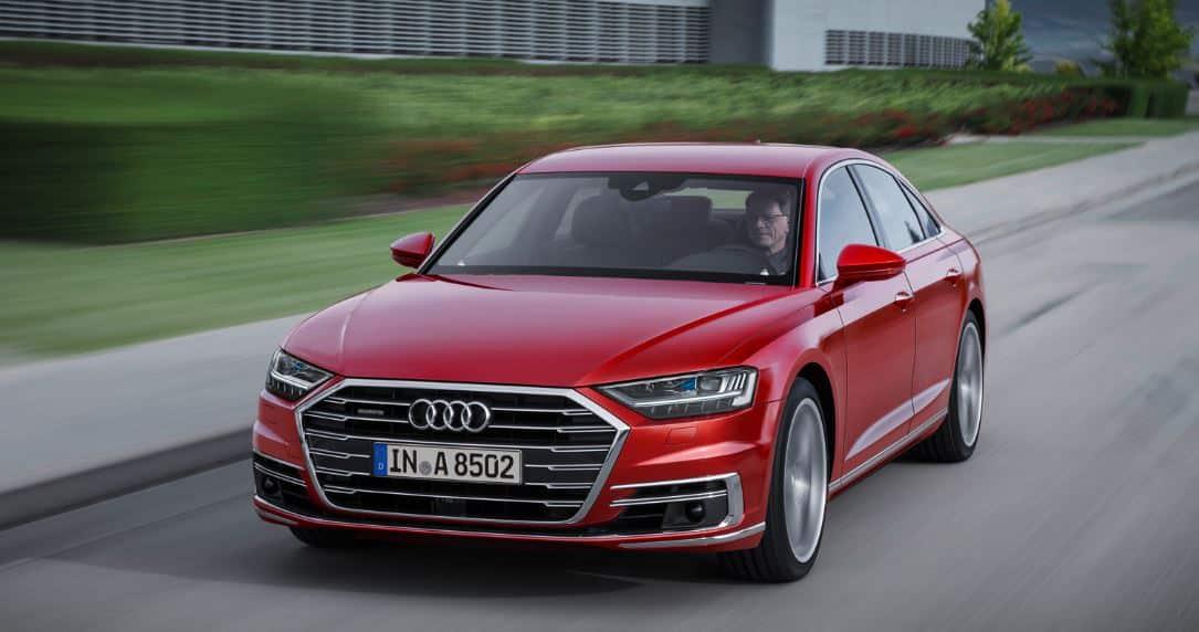 Recién presentado el nuevo Audi A8, ya se habla de un posible Audi S8 con el V8 biturbo de Porsche