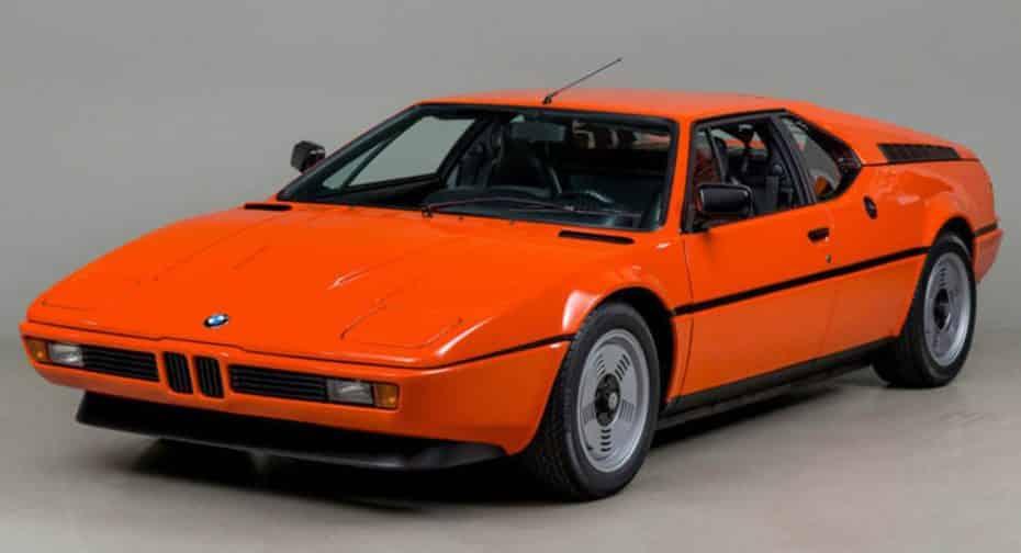 ¿Pagarías 635.000 euros por este BMW M1 con solo 13.000 kilómetros?