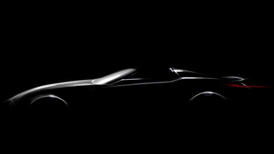 El BMW Z5 Concept se dejará ver en Pebble Beach: En poco más de un mes veremos el modelo final