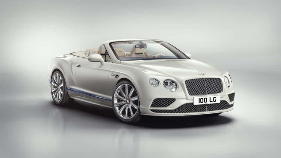 Bentley Continental GT Convertible Galene Edition: El lujo de los mejores yates sobre cuatro ruedas