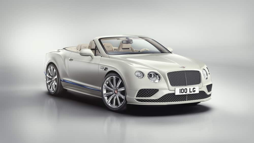 Bentley Continental Facelift (2016) 50