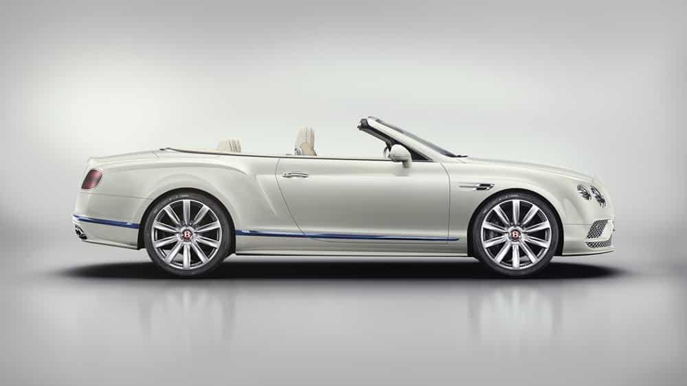 Bentley Continental Facelift (2016) 52