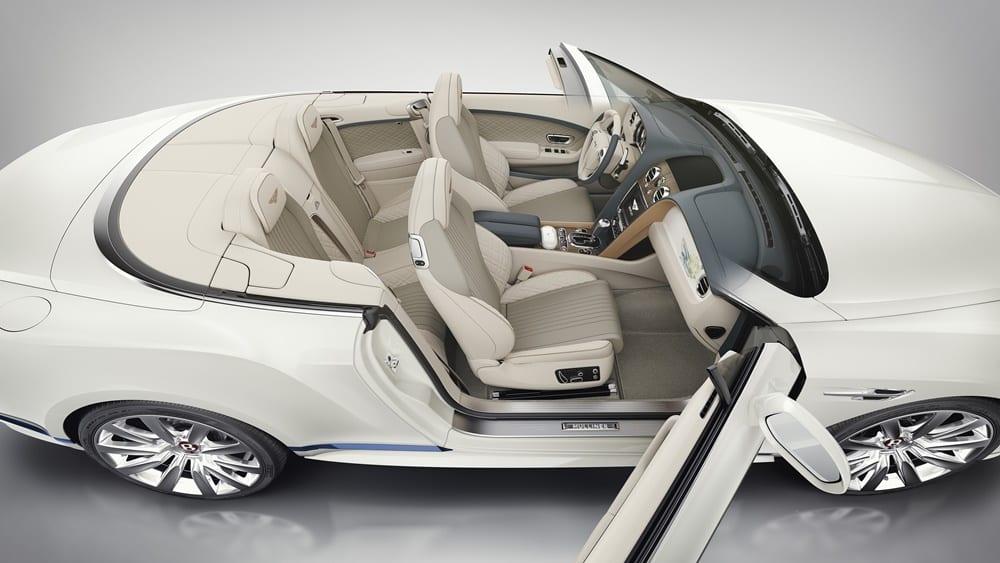 Bentley Continental Facelift (2016) 53