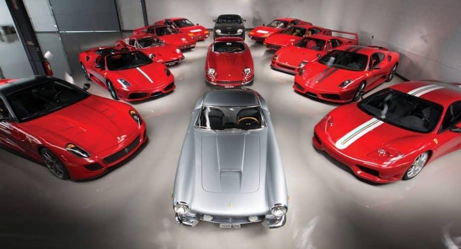 ¿Es esta una de las mejores subastas de Ferrari de la historia? Juzga tú mismo
