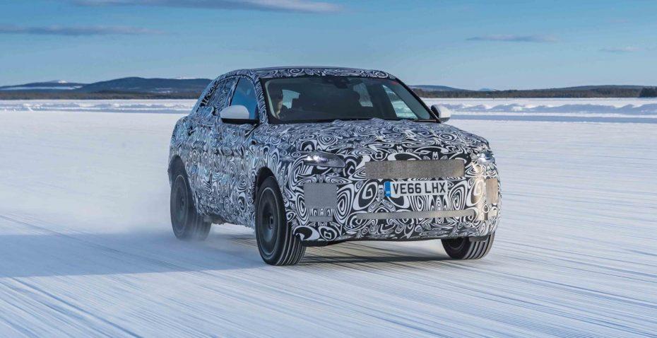 Nuevos detalles del Jaguar E-PACE: El SUV compacto de alto rendimiento se presentará el 13 de Julio