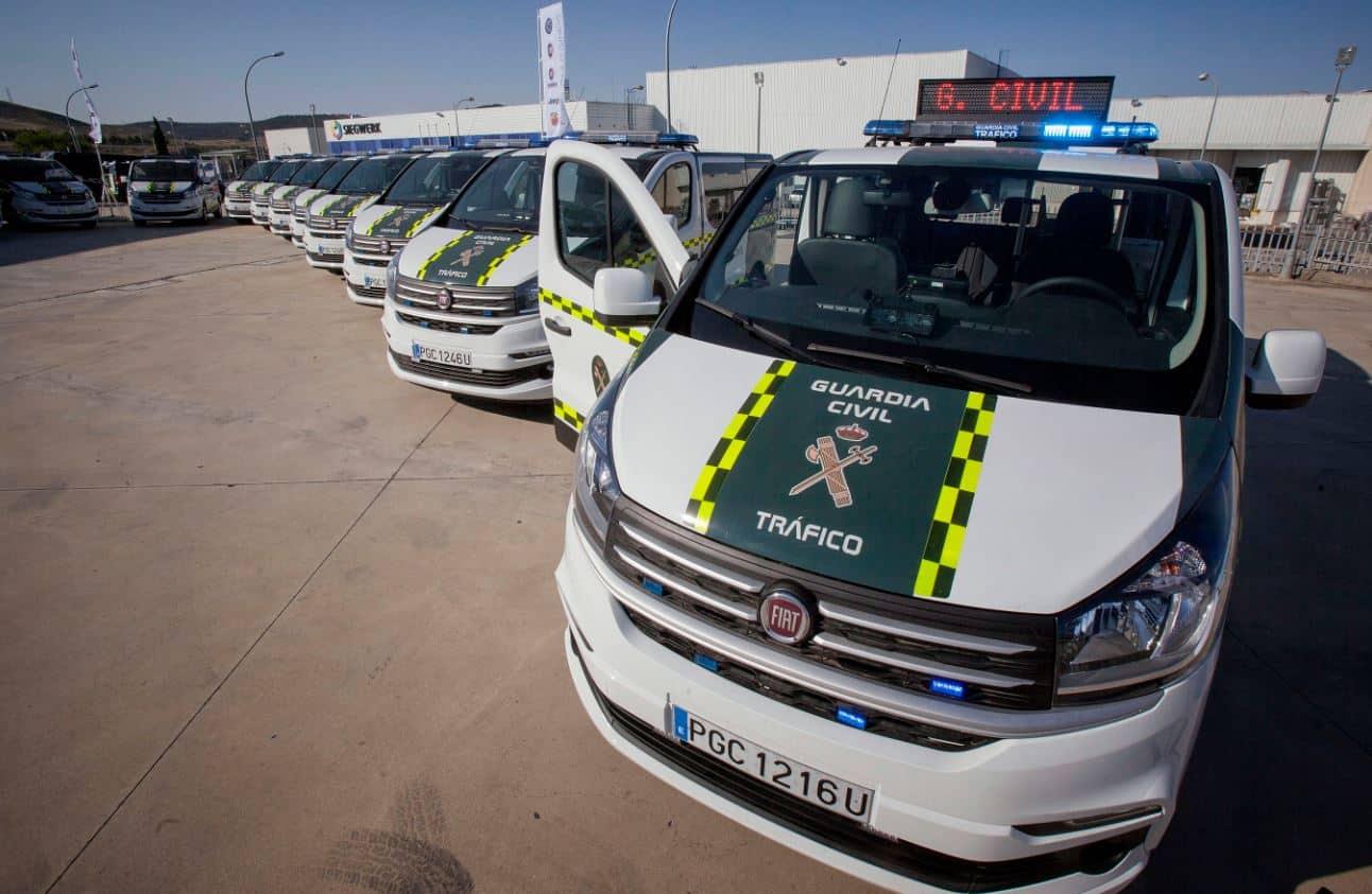 Fiat talento combi ecojet s s la guardia civil cree que - Guardia civil trafico zaragoza ...