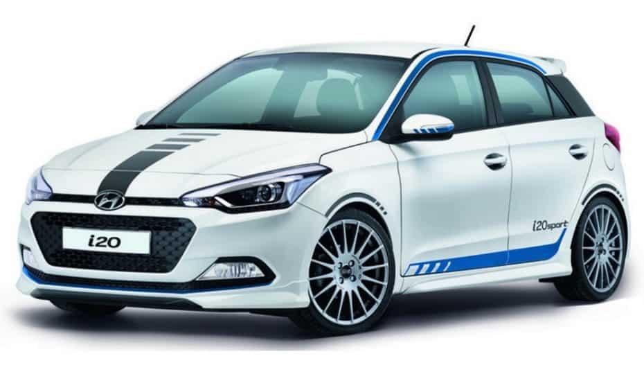 Tras el Hyundai i30N veremos una pequeña 'bomba' para plantar cara al Ford Fiesta ST y el VW Polo GTI
