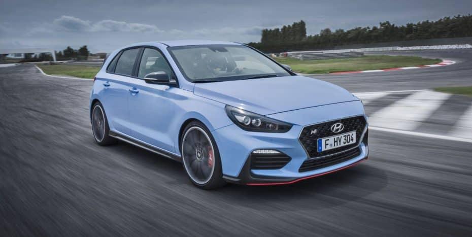El Hyundai i30 N está siendo un éxito en Alemania: 48 horas ha tardado en venderse toda la First Edition