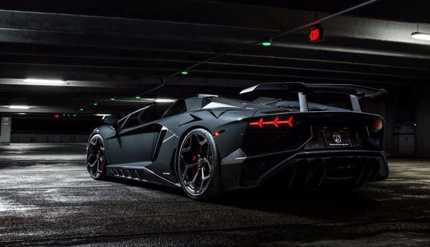 El siniestro Lamborghini Aventador SV Roadster de Novitec roza los 1.000 CV para hacerte volar