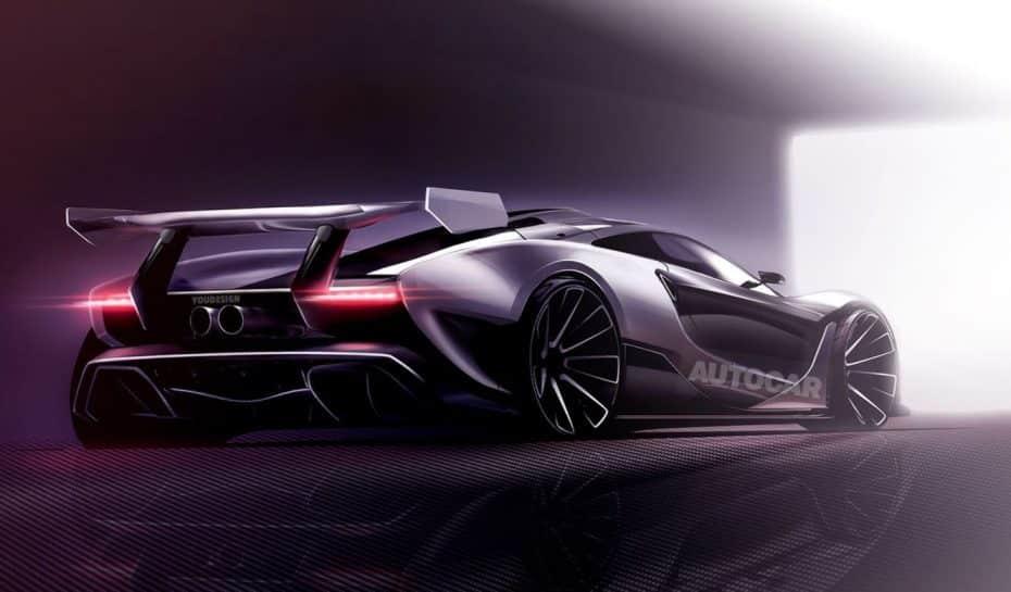 Y el último de la Ultimate Series será el P15: El McLaren de producción más rápido de la historia