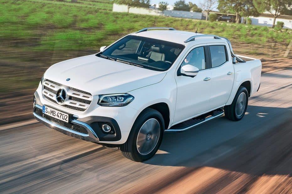 Oficial: Nuevo Mercedes Clase X
